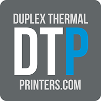 Duplex Thermal Printers